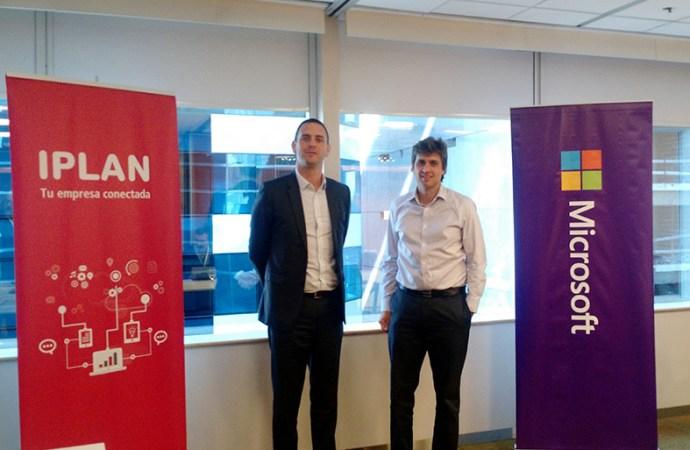 IPLAN se sube a la nube de Microsoft