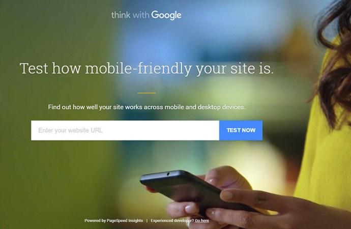 "Google presentó ""Prueba Mi Sitio"""