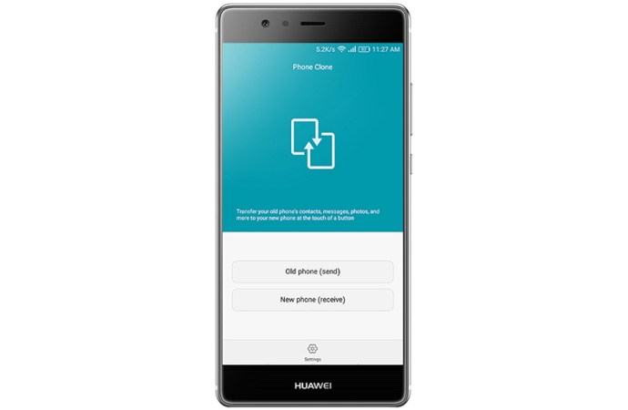 Huawei lanzó Phone Clone