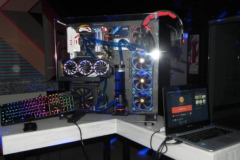 Monster Gaming PC Thermaltake