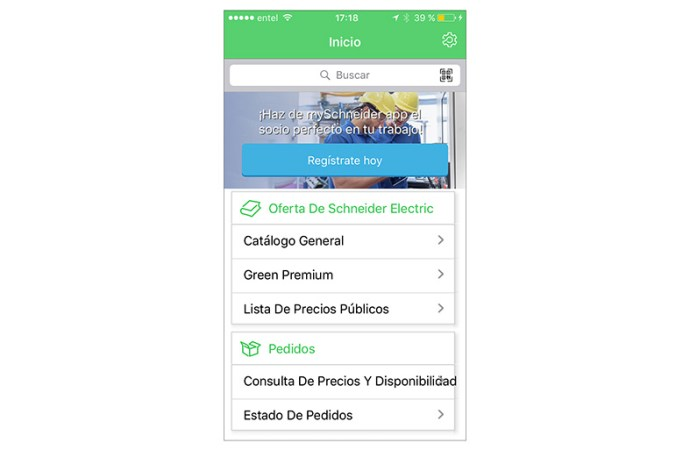 """Schneider Electric lanzó """"mySchneider app"""""""