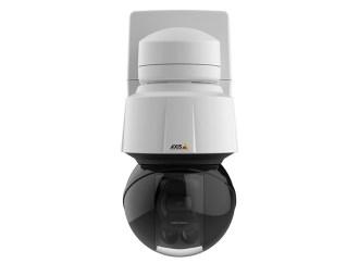 Axis crea tecnología de foco láser para cámaras PTZ