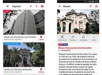 La app cultural interactiva Dozzent llegó a la Argentina