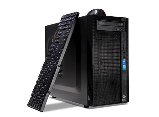 EXO lanzó una PC para arquitectos y diseñadores