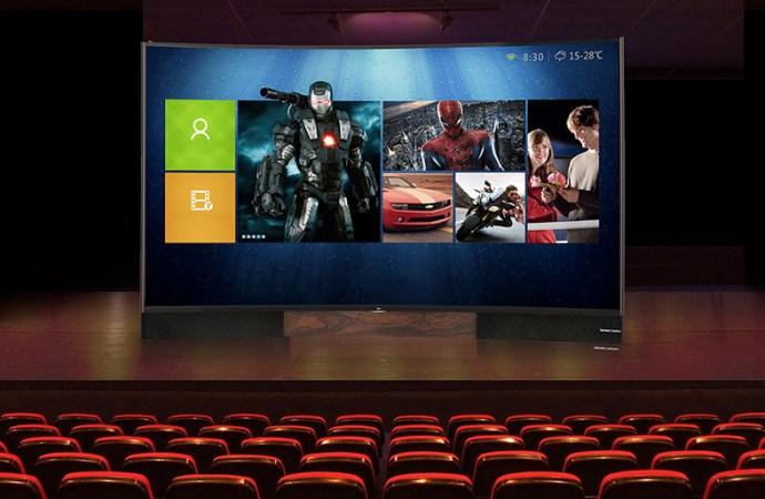 TCL lanza su nuevo smart TV 55 pulgadas UHD Curvo