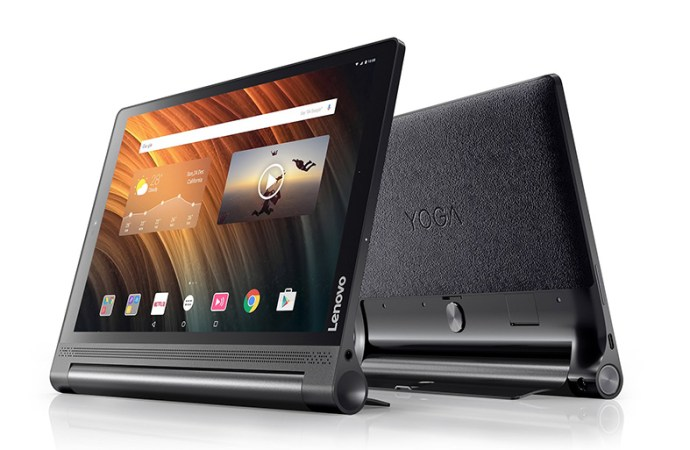 Lenovo llevó al máximo la portabilidad con la última portátil y tablet Yoga