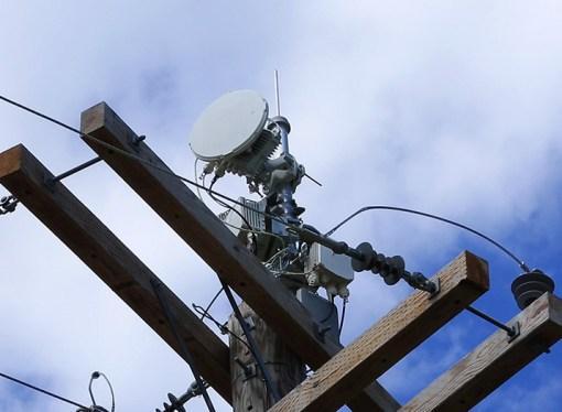 AirGig, banda ancha móvil ultra-rápida sobre líneas del tendido eléctrico