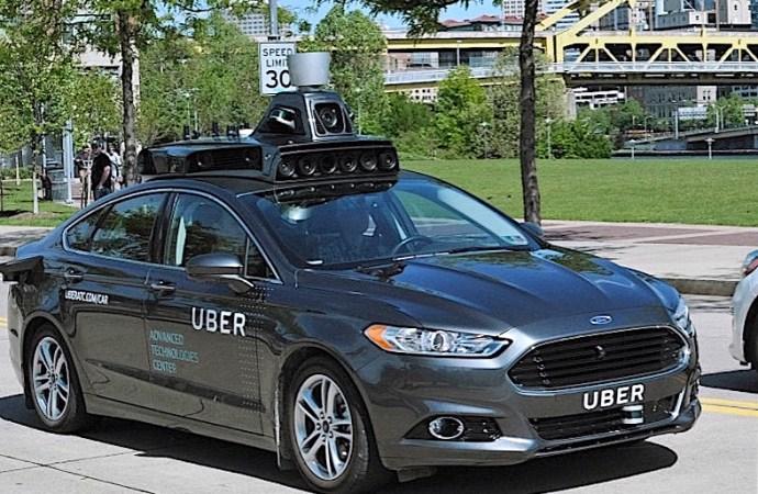 Uber está llegando a Pittsburgh con su vehículo autonomo