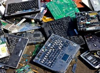 Grupo Pelco gestionará 150 toneladas de residuos electrónicos de HP y Lenovo