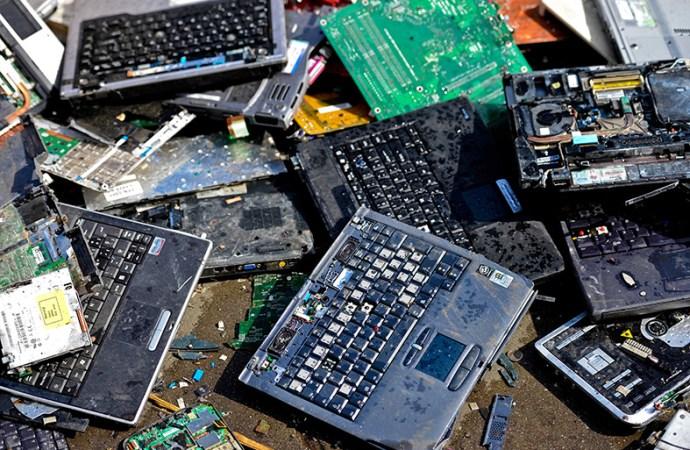 Los argentinos se encuentran poco informados con respecto la basura tecnológica
