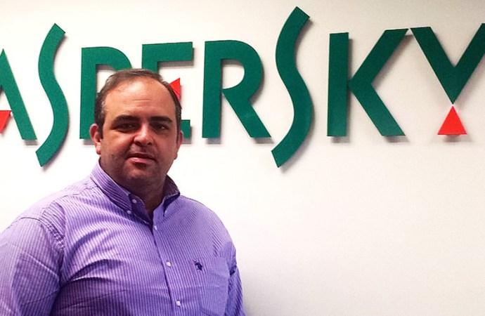 Claudio Martinelli, nuevo director General para América Latina de Kaspersky Lab