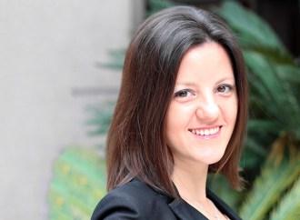 Jimena Genetti, gerente de Soluciones Enterprise para los países hispanos de Axis