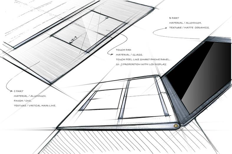 zenbook-sketch