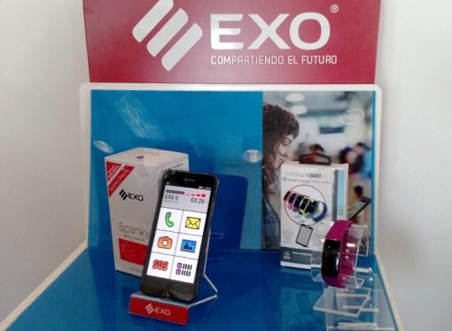 EXO presentó Smart FitBAND e12