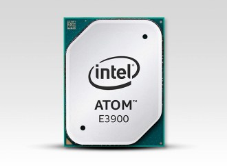 Intel lanzó la serie de procesadores Atom E3900