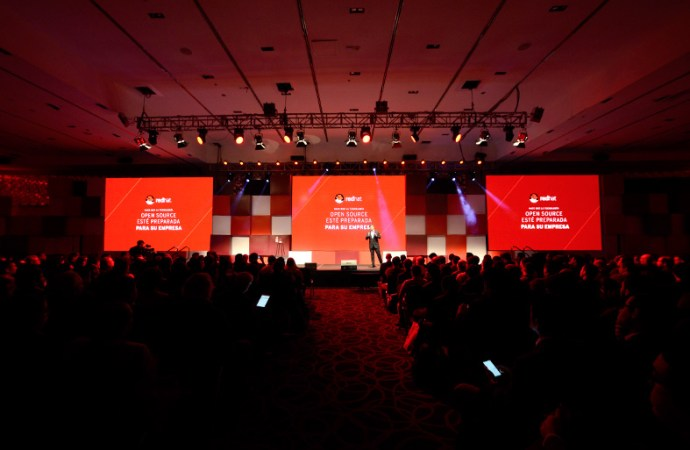 Se realizó el Red Hat Forum Santiago 2016