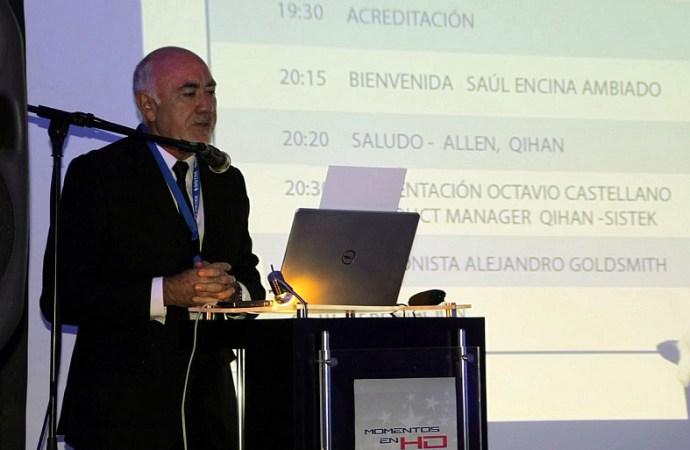 Sistek lanza marca Qihan en Chile