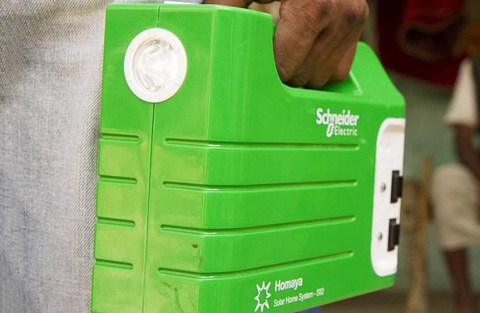 Schneider Electric reafirma su compromiso en sustentabilidad en la COP22 de Marrakech