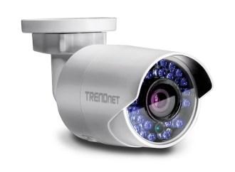 TRENDnet presentó cámara IP PoE y WiFi para exteriores e interiores de alta resolución