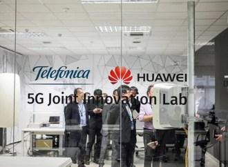 Telefónica y Huawei completan la 1° prueba de concepto del mundo de 5G sin celdas
