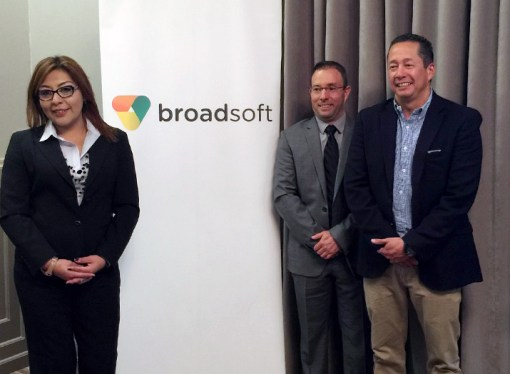 BroadSoft lanzó Business