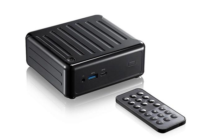 ASRock lanzó Beebox-S con procesadores Core i de 7ª generación