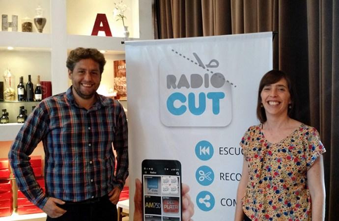 RadioCut superó el millón de visitas mensuales