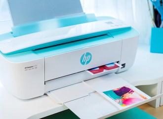 HP Inc. presentó la multifuncional más pequeña del mundo en Chile