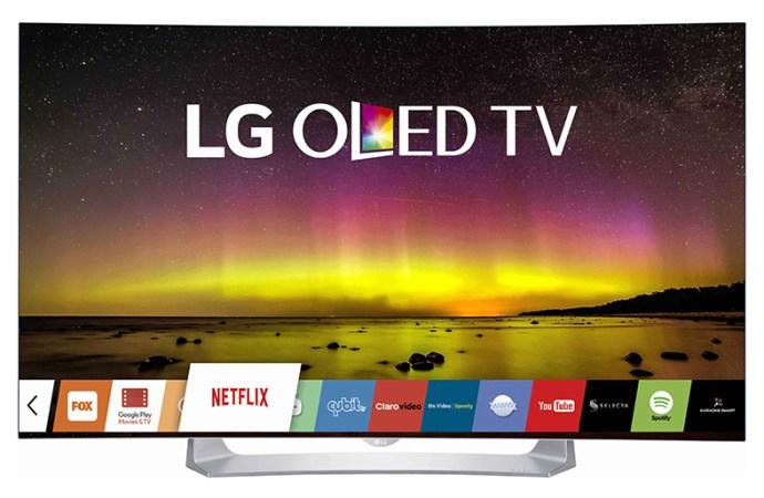 LG lanzó la OLED TV 55EG9100 en Argentina