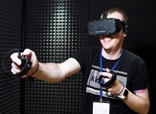 GeForce Game Ready mejora la experiencia VR en juegos compatibles con Oculus Touch