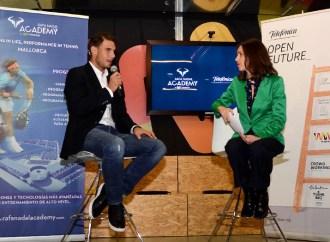 Rafa Nadal y Telefónica Open Future_ apoyarán a emprendedores tecnológicos