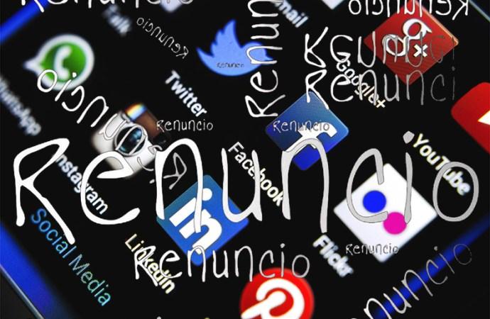 Casi el 78% de las personas dice que quiere dejar las redes sociales