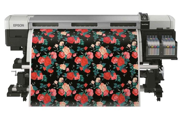 Epson demuestra que puede imprimir mucho más que papel
