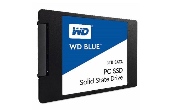 Ya están disponibles en Argentina los SSDs WD Blue y Green