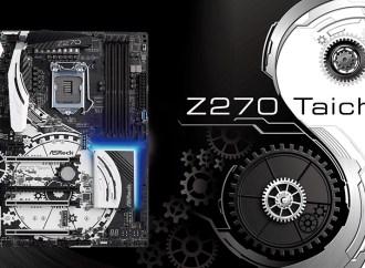 ASRock lanzó su línea de motherboards Serie 200