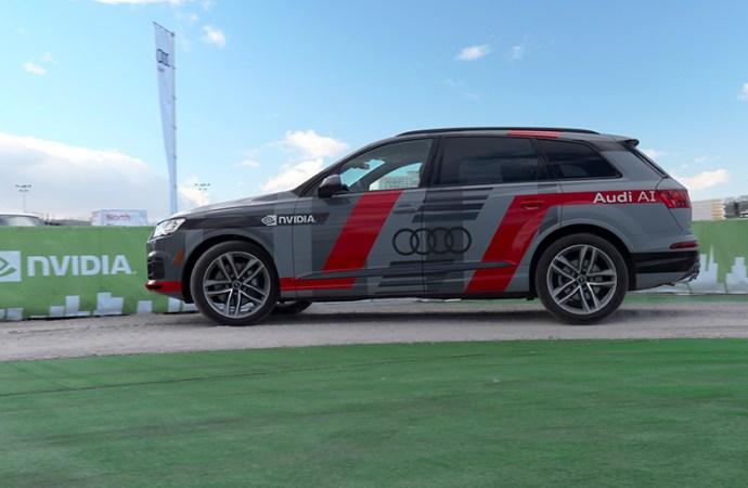 AUDI prepara su automóvil inteligente