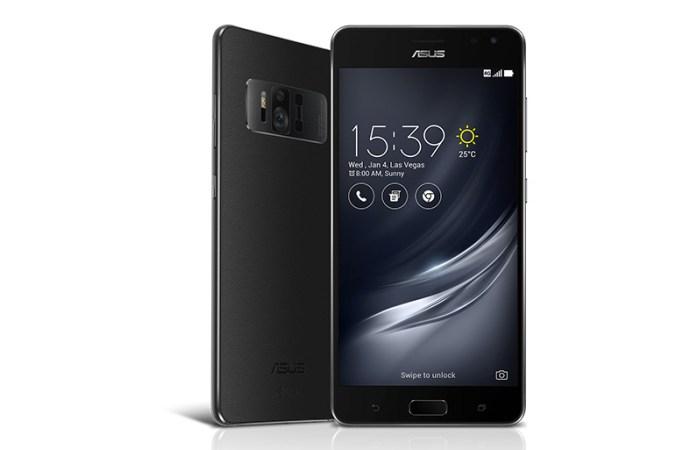ASUS presentó las novedades de ZenFone