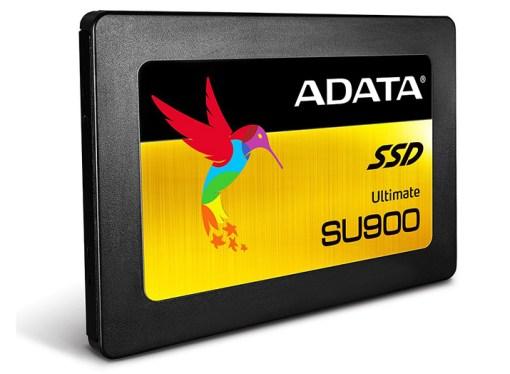 ADATA presentó el SSD Ultimate SU900