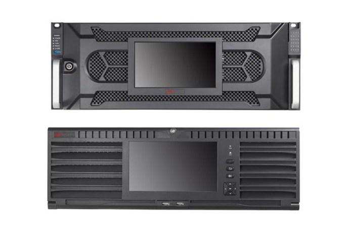 Hikvision lanza NVRs integrados de última generación