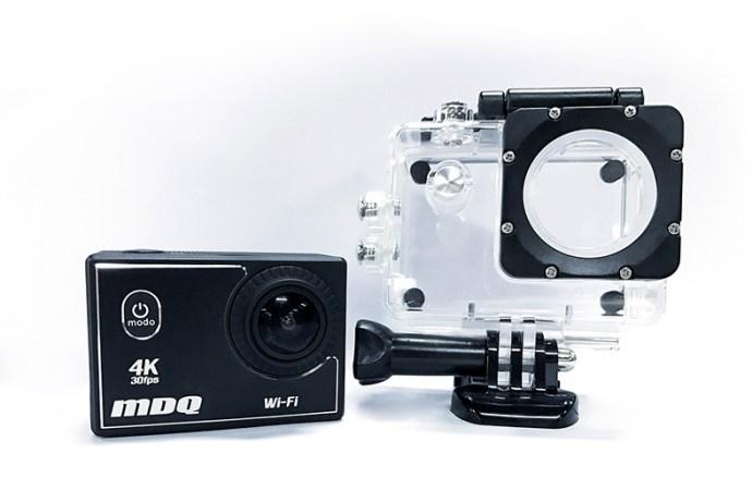 PCBOX lanzó en Argentina su MDQ CAM deportiva de 4K