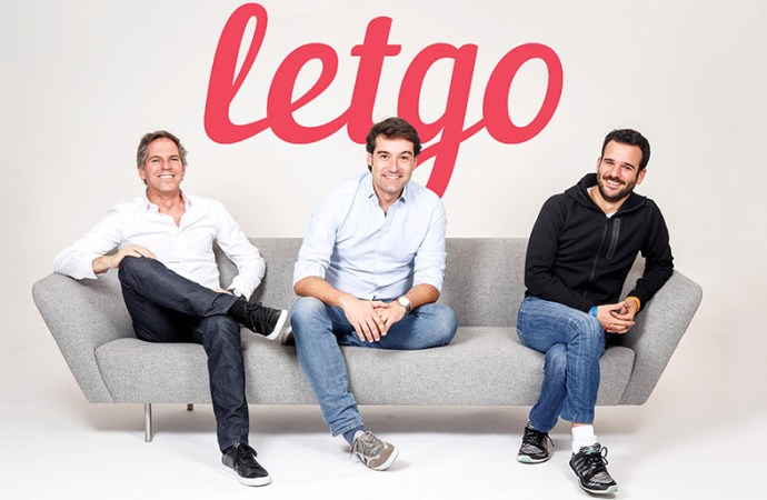 Letgo recauda u$s 175 millones