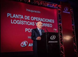 Andreani inauguró una nueva planta de operaciones logísticas en Posadas