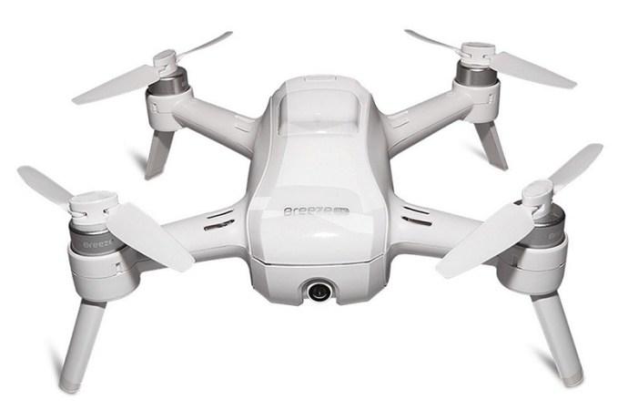 Breeze, el nuevo dron con cámara 4k de Yuneec
