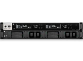 Sennheiser lanzó su sistema de microfonía Digital 6000