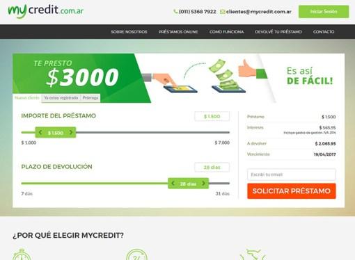 Consejos para pedir un préstamo online
