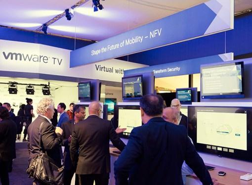 VMware demostró la transformación digital impulsada por software en el MWC 2017