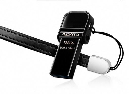 ADATA presentó la unidad Flash i-Memory AI920 Jet Black