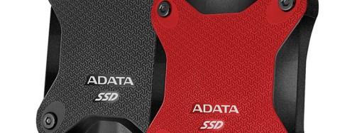 ADATA lanzó el disco externo SSD 3D NAND SD600
