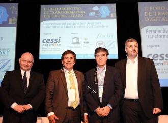 CESSI realizó la 2da edición del Foro Argentino de Transformación Digital del Estado