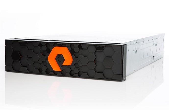 Pure Storage lanza FlashArray//X